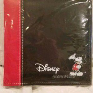 NEW - Vintage Mickey Mouse Photo Album